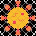 Coronavirus Disease Virus Icon