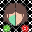 Coronavirus awareness Icon