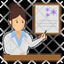 Coronavirus Awareness Covid 19 Prevention Precautions Icon