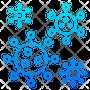 Coronavirus Cell Icon