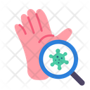 Hand Coronavirus Covid 19 Icon