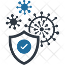 Coronavirus Defence Icon