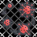 Coronavirus Evolution Icon