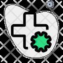 Coronavirus Hospital Sign Health Virus Corona Virus Icon