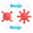 Coronavirus Mutation Icon
