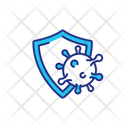 Coronavirus Protection Icon
