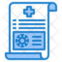 File Hospital Medical Icon