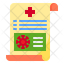 File Hospital Medical Icon