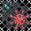 Coronavirus Resistance Icon