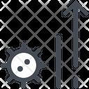 Coronavirus Statistics Icon