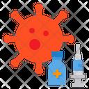 Coronavirus Vaccine Coronavirus Vaccine Icon