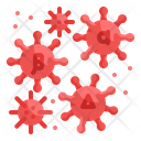 Coronavirus Variant Icon