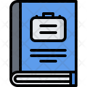 Corporate Rules Book Icon