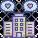 Corporate Heart Honest Icon