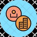 Corporate User Account Icon
