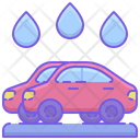 Corporate Car Wash Icon