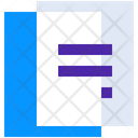 Corporate Document Office Document Office File Icon