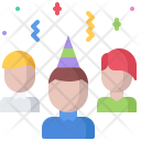 Corporate Party Job Icon