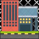 Corporate Headquarter Icon
