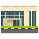 Corporate Office Corporate Business Head Office Icon