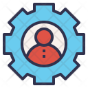 Corporate Management User Icon