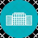 Building Enterprise Hotel Icon