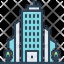 Corporation Office Bureau Icon
