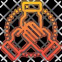 Corporation Unity Team Icon