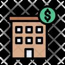 Corporation Building Company Icon