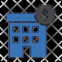 Corporation Office Icon