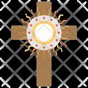 Holy Thursday Corpus Icon