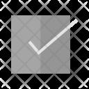 Correct Tick Accept Icon
