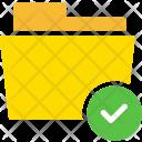 Correct Check Folder Icon