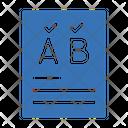 Design File Font Icon