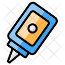 Correction Pen Correction Tape Files And Folders Icon