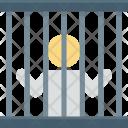 Correctional Facility Jail Icon