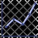 Correlation graph Icon