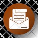 Correspondence Development Startup Icon