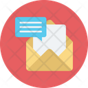 Correspondence Email Letter Icon