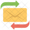 Correspondence Letter Mail Icon