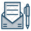 Email Mail Correspondence Icon