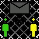 Correspondence Message Post Icon