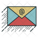 Correspondence Message Mail Icon