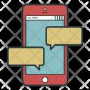 Correspondence Phone Messages Icon