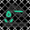 Corrosive Icon