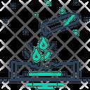 Corrosiveness Icon