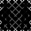 Corruption Corrupt Fixing Icon