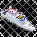Corvettes Ship Icon
