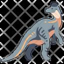 Dinosaur Jurassic Animal Icon