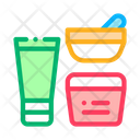 Tube Bottle Container Icon